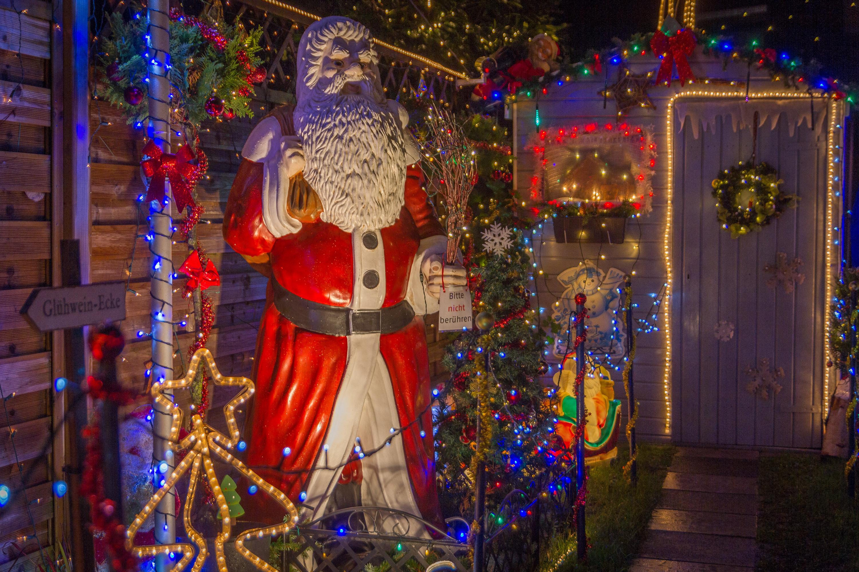 Fakten Weihnachtshaus